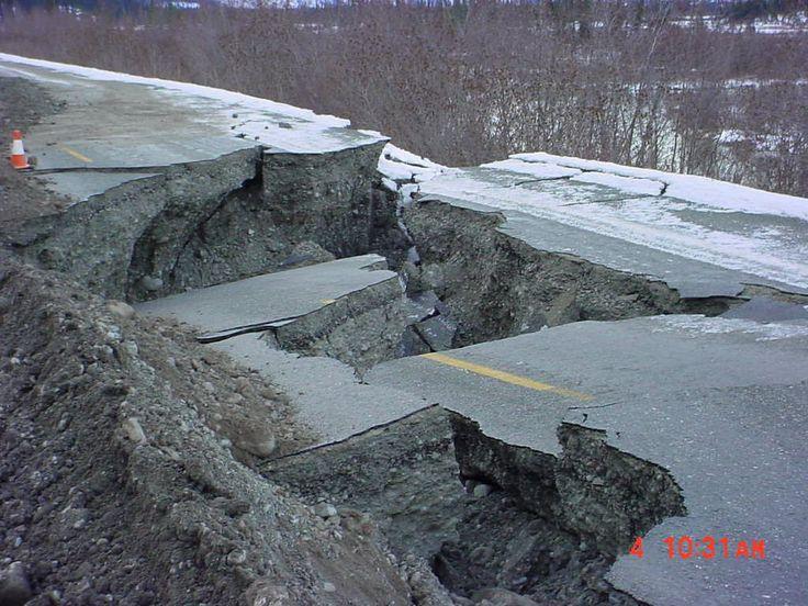 earthquake | ALASKAN EARTHQUAKES