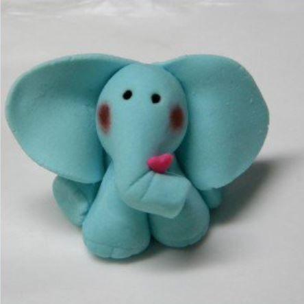 ... Clay Elephant