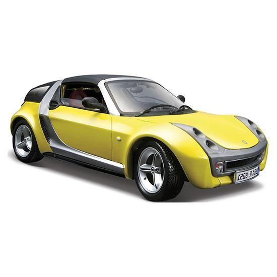 Bburago Машина Smart Roadster Coupe