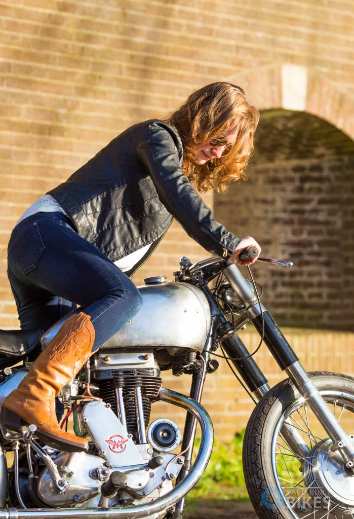 Girl on an old motorcycle: Post your pics! - Page 1131 ...