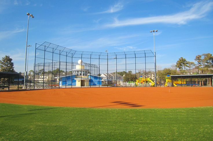 Central Park Baseball Field Parks and recreation, Park