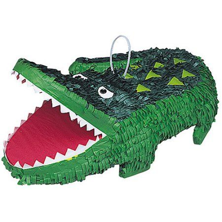 Free 2-day shipping on qualified orders over $35. Buy Alligator Pinata at Walmart.com