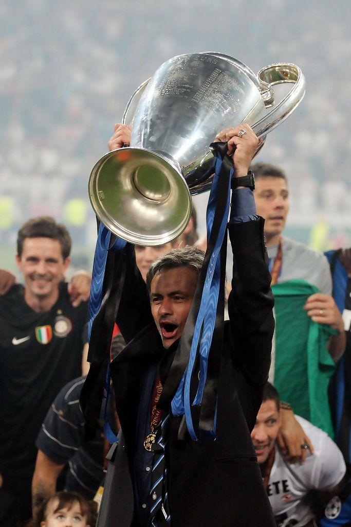 José Mourinho - Bayern Muenchen v Inter Milan - UEFA Champions League Final