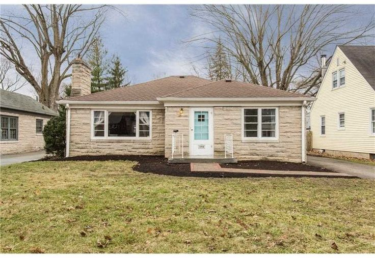 Home for sale at 1715 Kessler Blvd E Drive Indianapolis ...