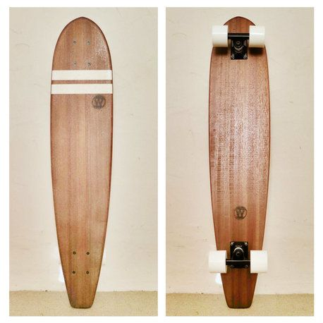 Affordable, eco skateboards - available at DTLL.
