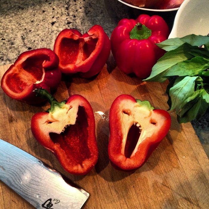 необычные фото обычных фруктов функция стимулировала