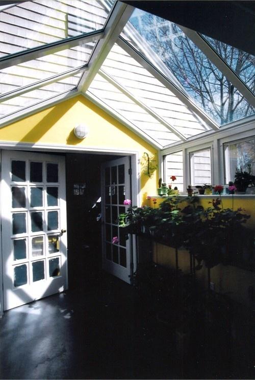 182 mejores im genes sobre porches acristalados - Invernadero para casa ...