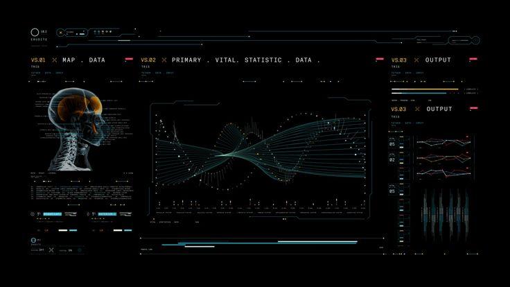 Insurgent UI by Duncan Elms, UI reel here