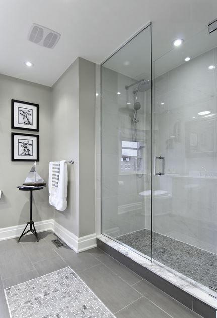 Nowoczesna łazienka z klasycznym wdziękiem Wnętrza Inspiracje Aranżacje Urządzanie Mieszkania Domy