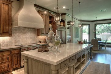 Willowend Traditional Kitchen Houston Rice Residential Design Kitchen Ideas