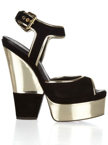 Giuseppe Zanotti wedges - Best Holiday Accessories 2012