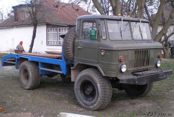 17 best images about gaz66 on pinterest tow truck