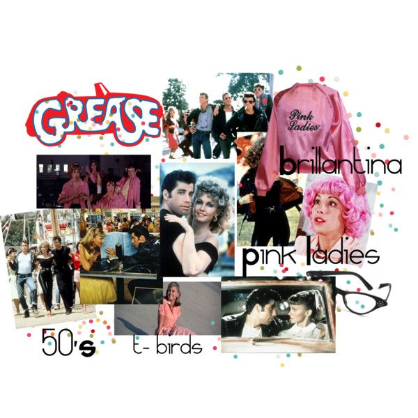 Grease by maygomezp on Polyvore featuring Belleza and Everyday Minerals