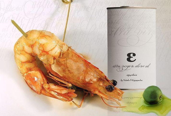 Λάδι Έψιλον - Epsilon - Extra virgin olive oil | Living Postcards - The new face of Greece