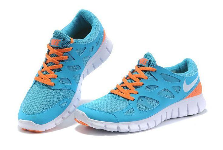 Sale und Schnäppchen Nike Herren Free Run 2 schwarz & weiß