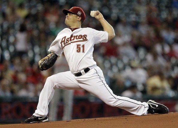 Wandy Rodríguez firma contrato de liga menor con Astros de Houston