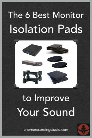 The 6 Best Monitor Isolation Pads to Improve Your Sound