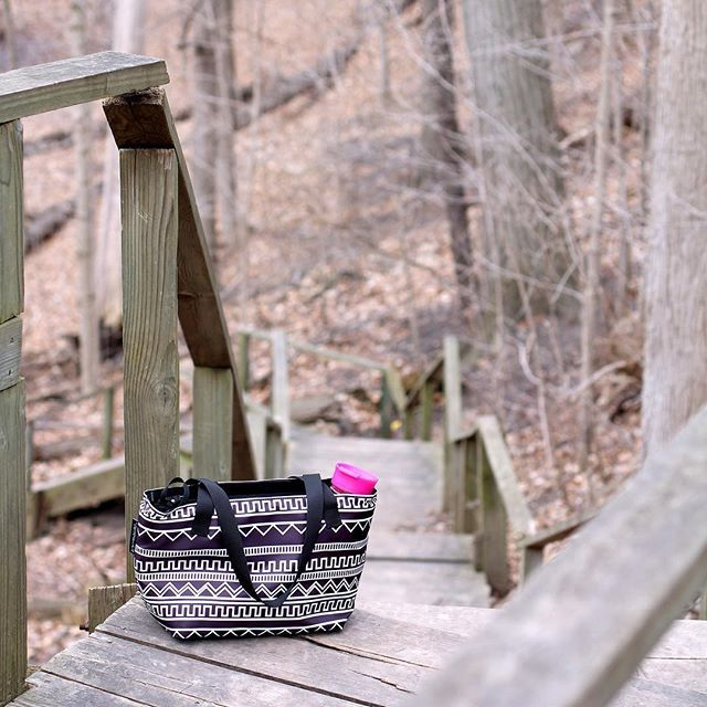 Get Outside! Arctic Zone Woman's Lunch Bag
