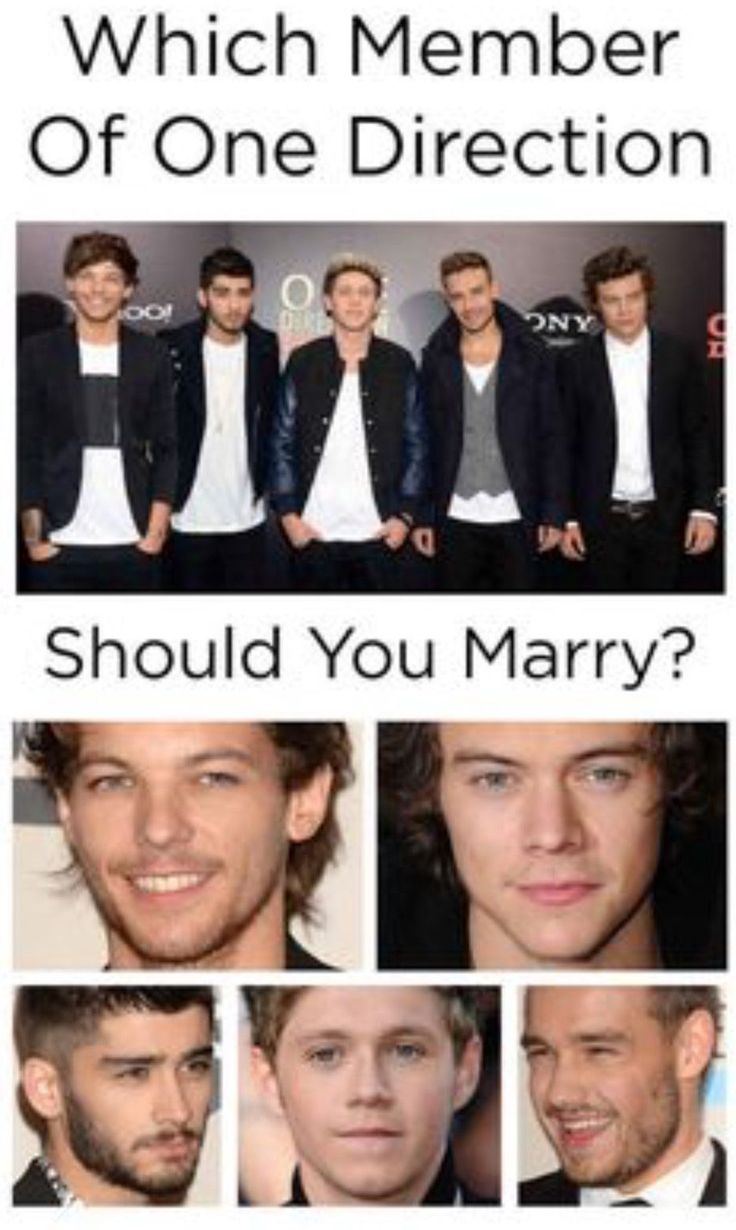 A Complete Guide to Every Girl One Direction Has Dated