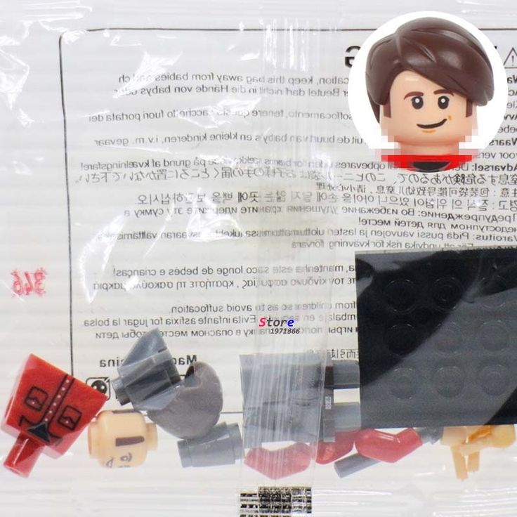 Single Sale star wars THE BIG BANG Theory TBBT Howard Wolowitz building blocks action  sets model bricks toys for children #Affiliate