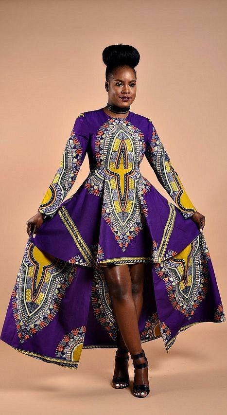 African women clothing dashiki dress prom dress wedding