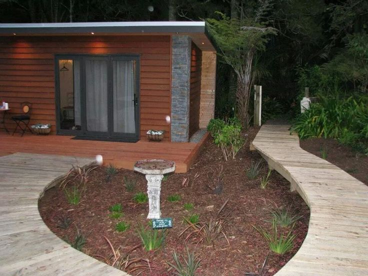 Designer Cabins | Our Buildings