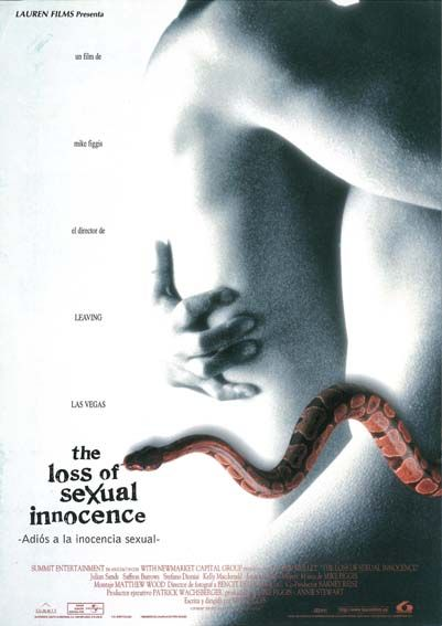 "Adiós a la inocencia sexual (1999) ""The Loss of Sexual Innocence"" de Mike Figgis - tt0126859"