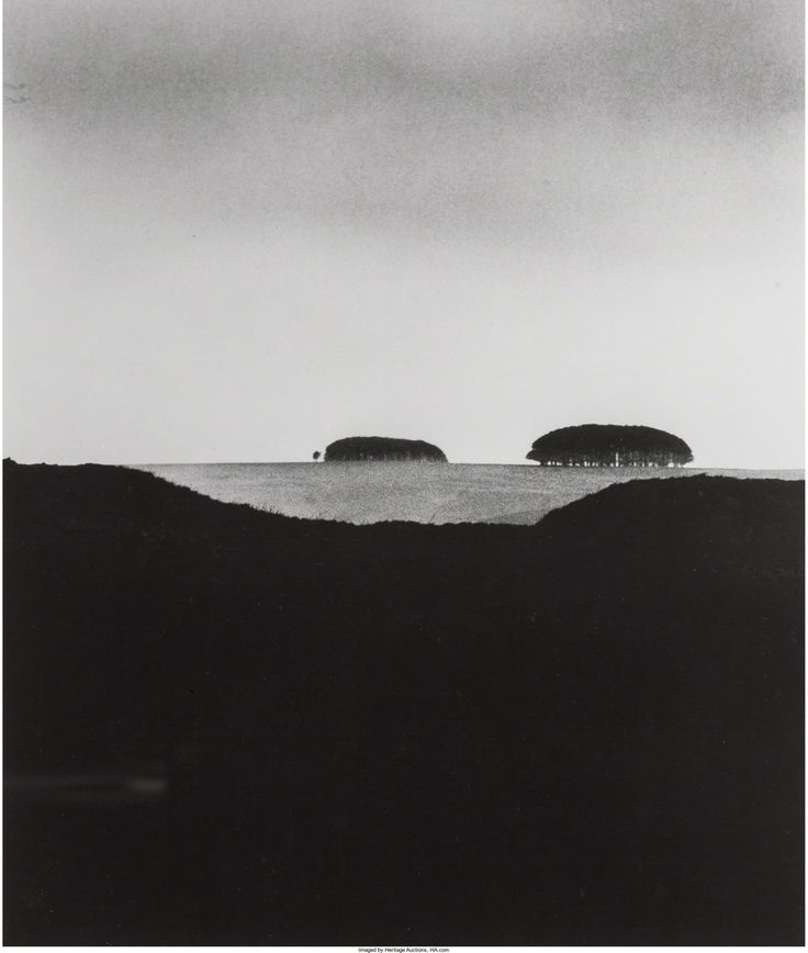 Bill Brandt, Barbary Castle, Marlborough Downs, 1948, Heritage Auctions