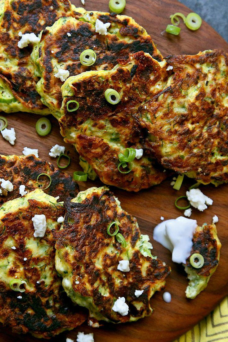 ideas about Zucchini Pancakes Zucchini