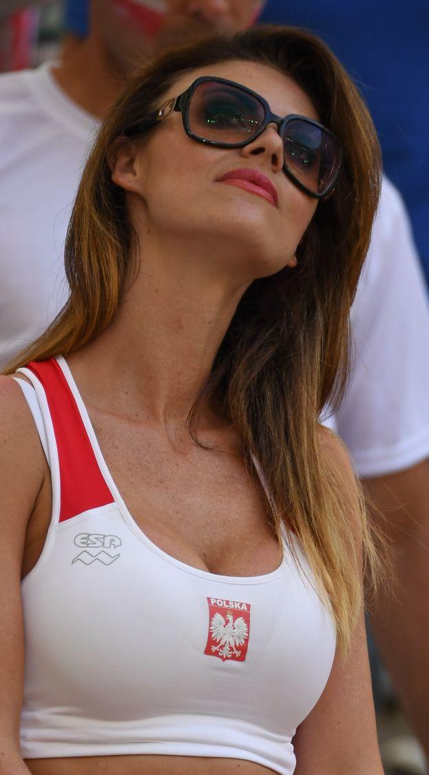"""Sukces Natalii Siwiec zdecydowanie zainspirował nową """"Miss Euro"""", która konsekwentnie pojawia się na…"""
