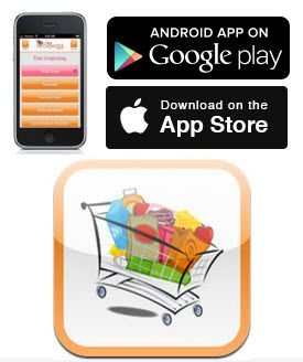Get True Couponing on the GO with our Mobile App! It's like having all the website features you love at your fingertips... PLUS it has a calculator feature that will tell you what you are about to pay at the checkout! Where has this been all this time?!!
