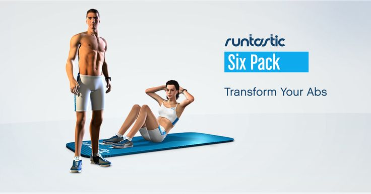 Free app - Get ripped with Runtastic Six Pack, your personal abs trainer for your pocket. Define yourself & strengthen your core - anytime, anywhere.
