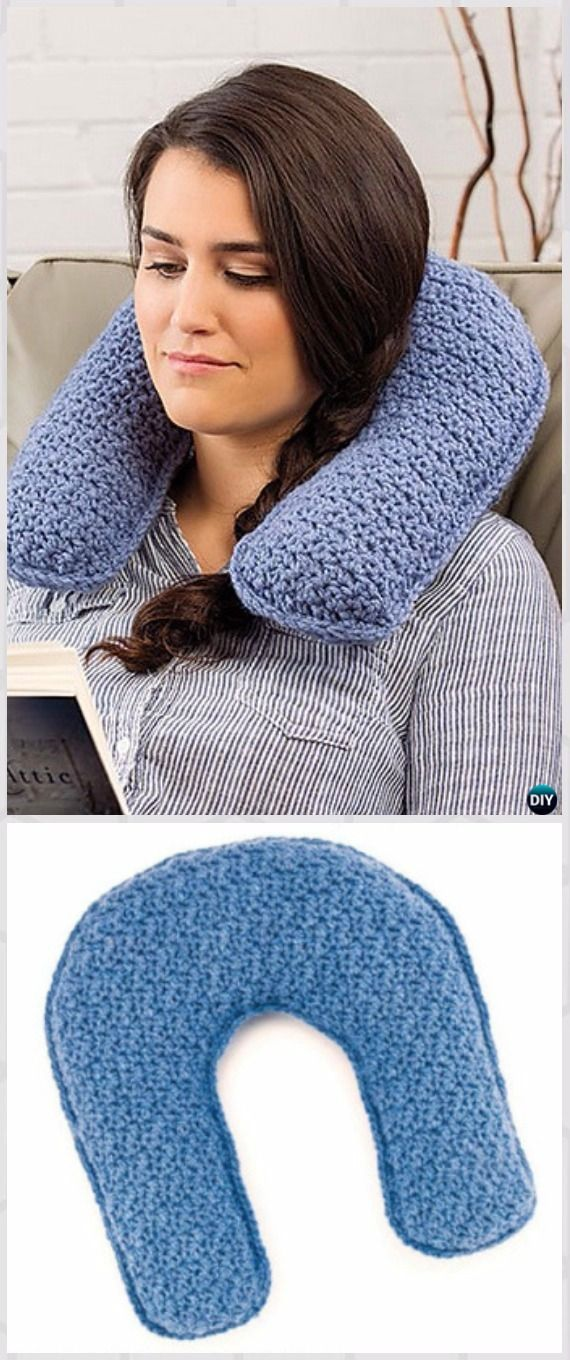 Unique Neck Pillow Ideas On Pinterest Travel Pillows Neck - 9 cool diy neck pillows for traveling or just relaxation