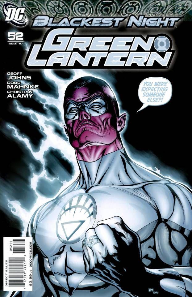 Green Lantern #52 - Life Blood (Issue)