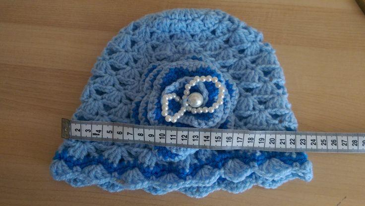 hand made hat, toddler, child hat, chrochet hat, by SmallworldByAnna on Etsy