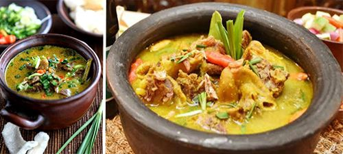 Resep Empal Gentong Khas Cirebon Dan Cara Membuat empal gentong masakan tradisional, bahan bahan empal gentong, masak empal serta masakan berkuah Indonesia