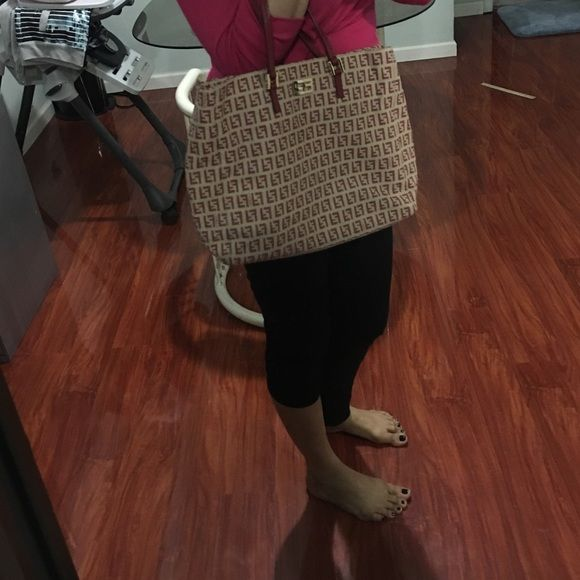 fendi bag authentic like new additional pictures FENDI Bags Shoulder Bags