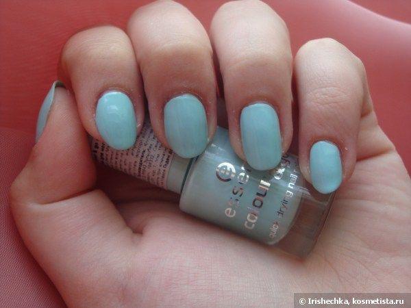 Мятный лак для ногтей Essense you belong to me №53 — Отзывы о косметике — Косметиста