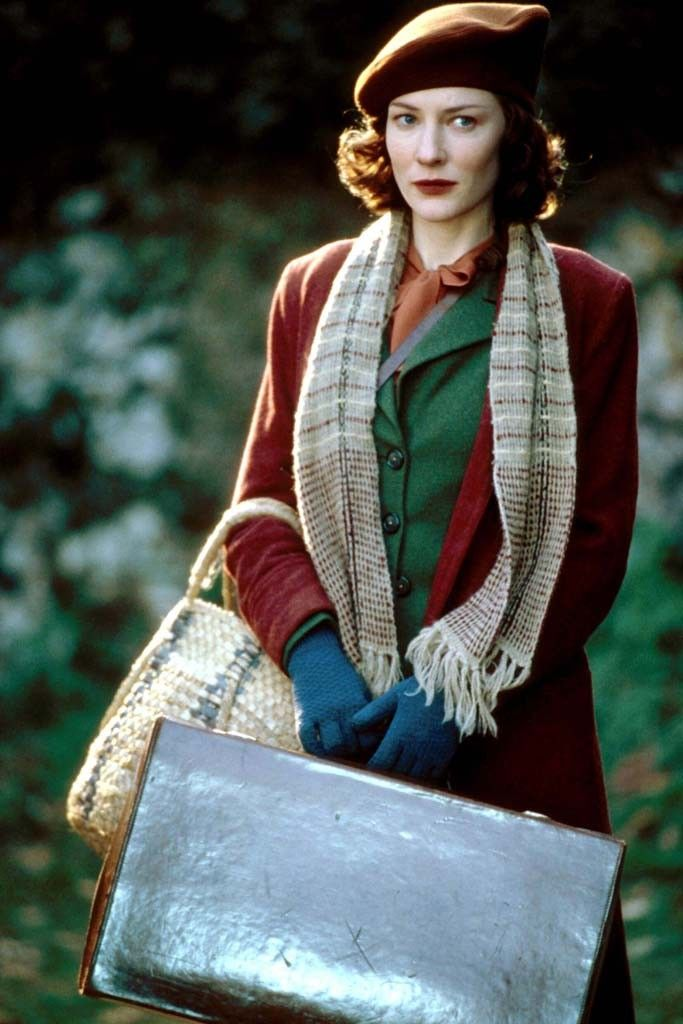 Cate Blanchett in a scene from ''Charlotte Gray.'' [Photo by Warner Bros/Courtesy of Everett Collection]