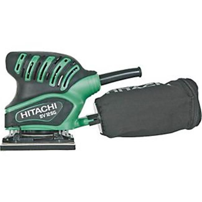Hitachi Power Tools 4005724 Sv12sg 0 25 Orbital Finishing Sander 0 25 Sheet Finishing Sander Best Cordless Circular Saw Power Tool Accessories