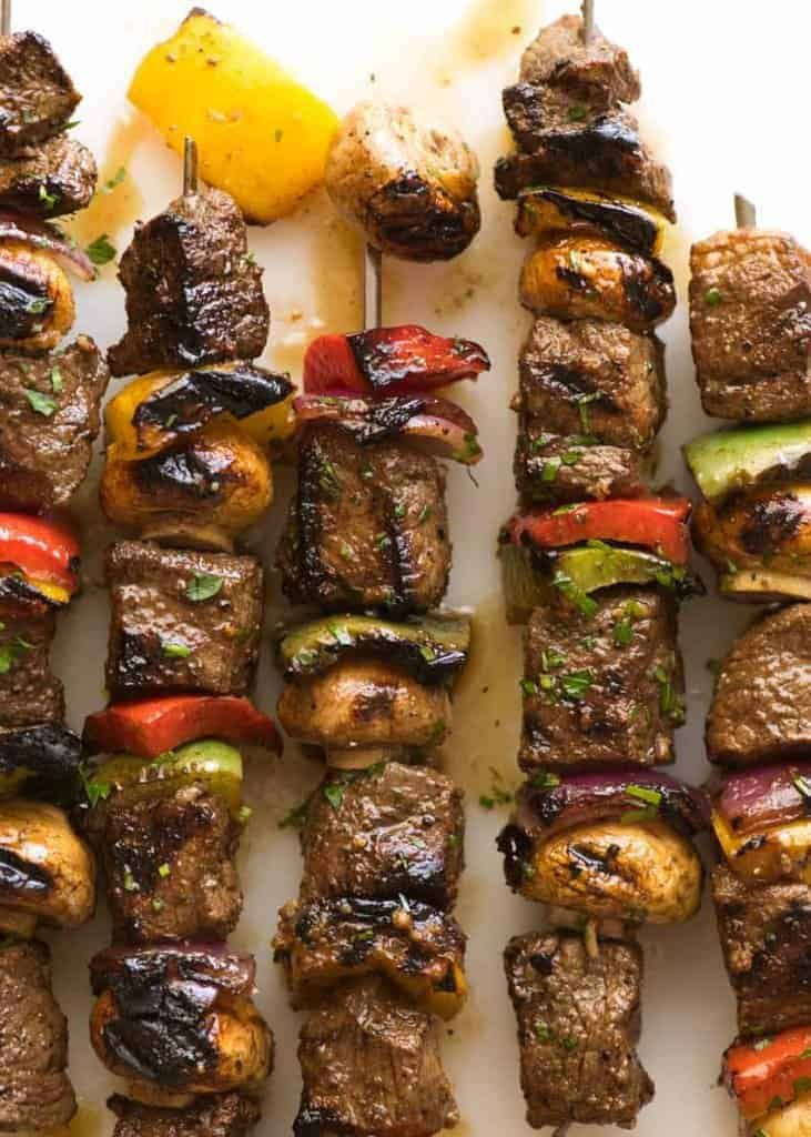 Beef Kabob Marinade Afghan