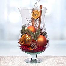 Deko-Glas Noel