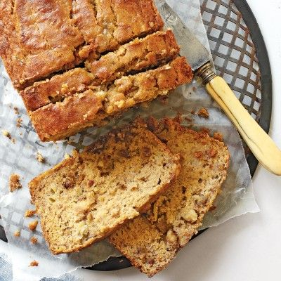Fall Bread Recipes: Gluten-Free Banana Bread