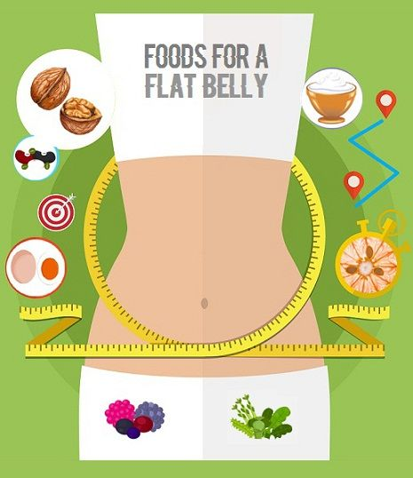 foods-for-a-flat-belly