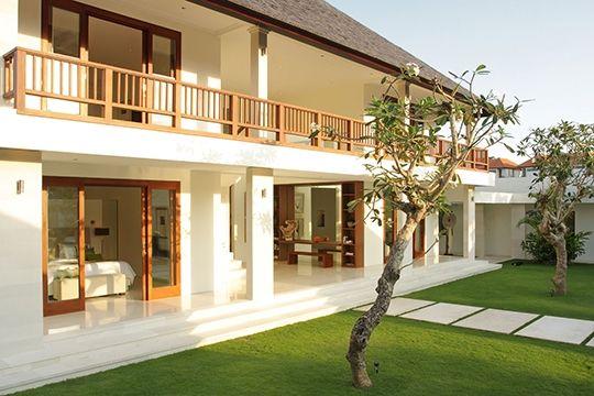 Villa Asante - Bedroom pavillion - Canggu