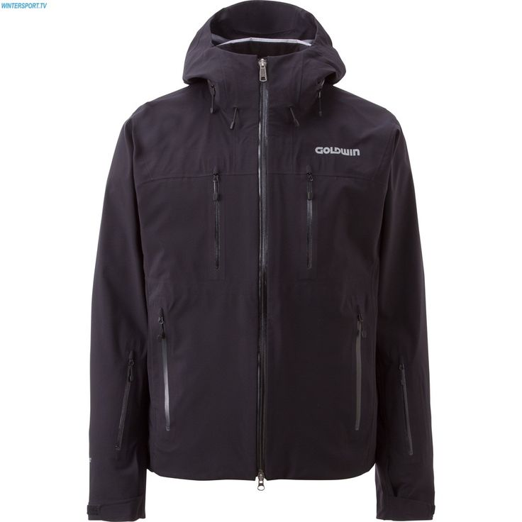 Goldwin Men EX Supreme Jacket - Black