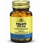 Solgar Folate (as Metafolin) 400 mcg (100 Tablets) $37.95