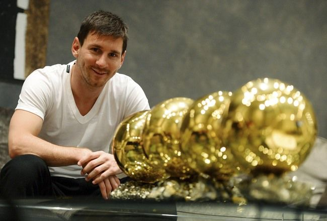Player-by-Player Guide to the 2013 Ballon d'Or Race