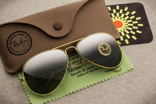 Not produced anymore since 1999. Vintage Ray Ban by Bausch & Lomb. Find out more on www.bantheray.com