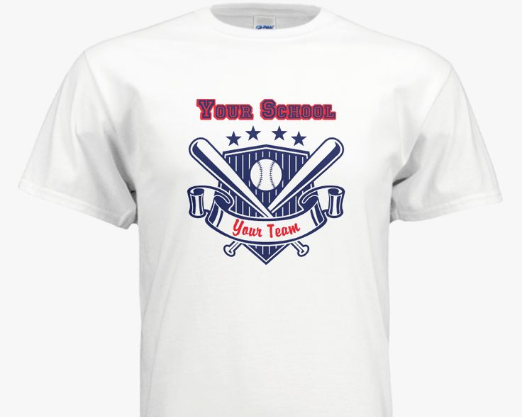 use our easy design templates for custom baseball or softball team t shirts from great for tshirt design ideas - Baseball Shirt Design Ideas